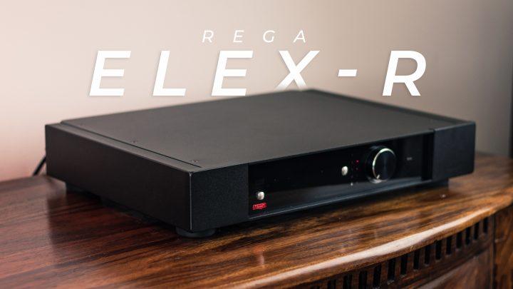 Rega Elex-R erősítő teszt