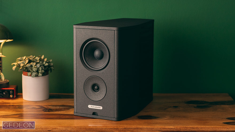 audio solutions figaro b hangfal teszt gedeon