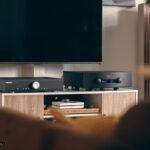 GedeonAudio Hegel H360 és Musical Fidelity erősítő