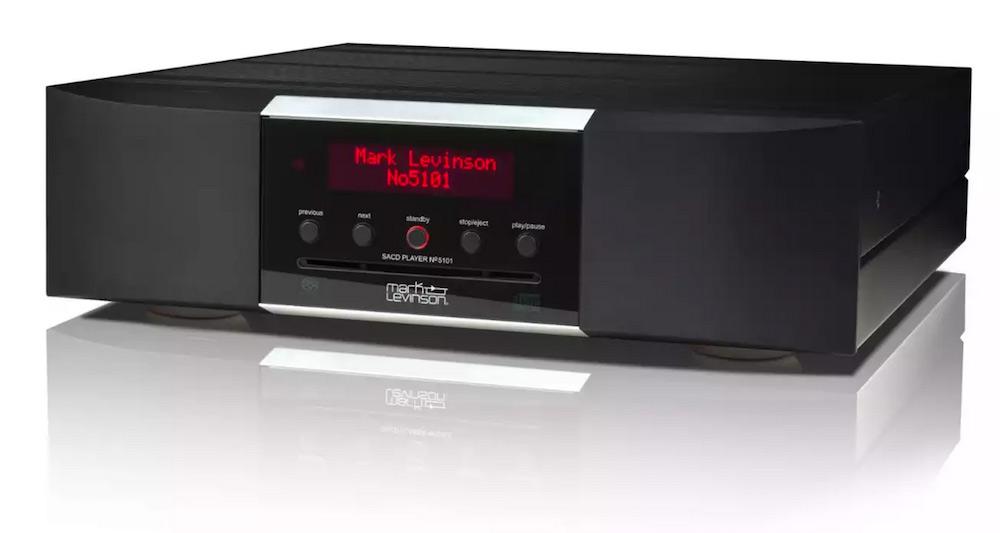 Mark Levinson 5101 streamer Gedeon