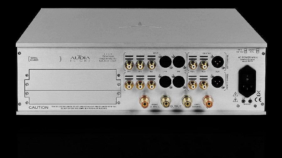 Audia Flight FLS 9 sztereó erősítő gedeonaudio.hu
