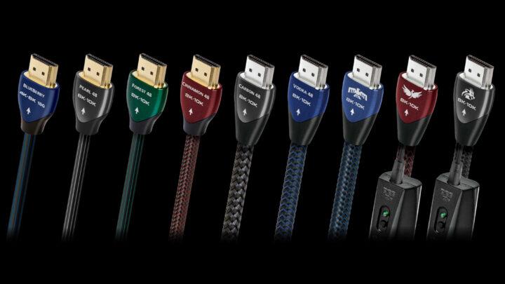 audioquest hdmi 48 kábel