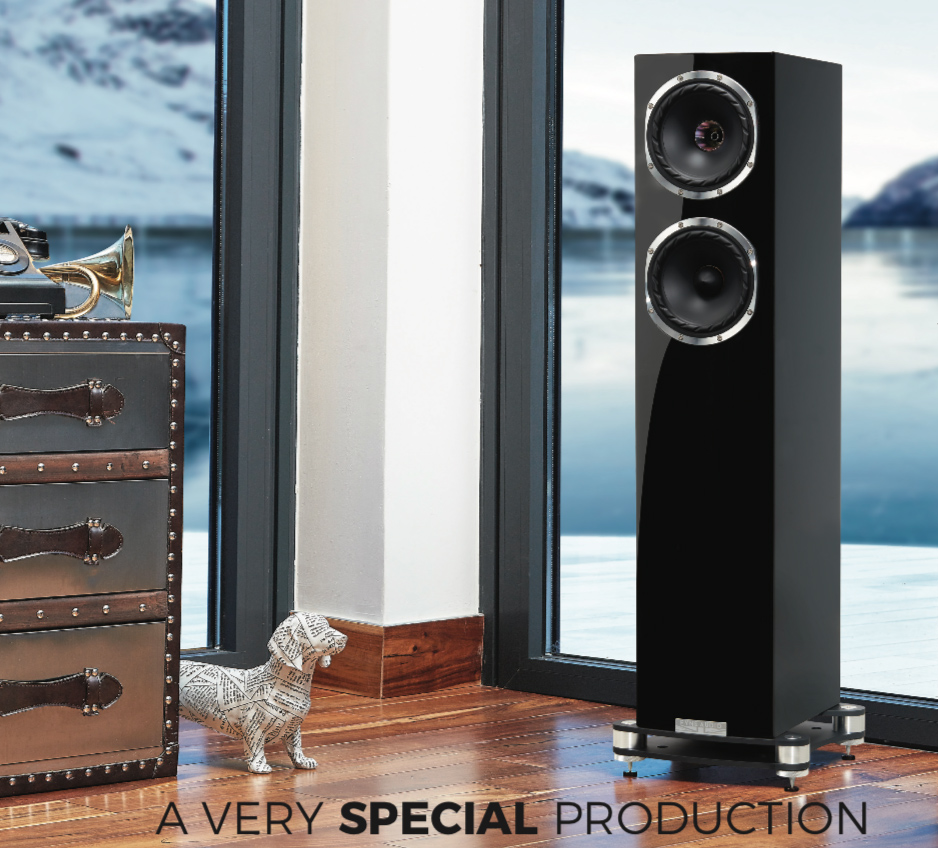Új Fyne Audio F501SP hangfal a láthatáron