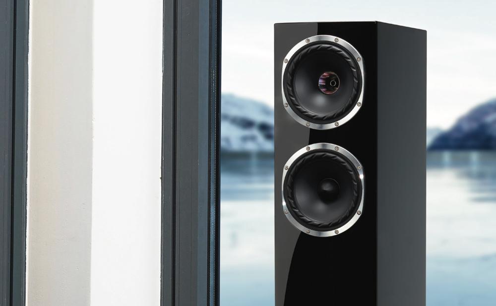 Fyne Audio F501SP hangfal Gedeon