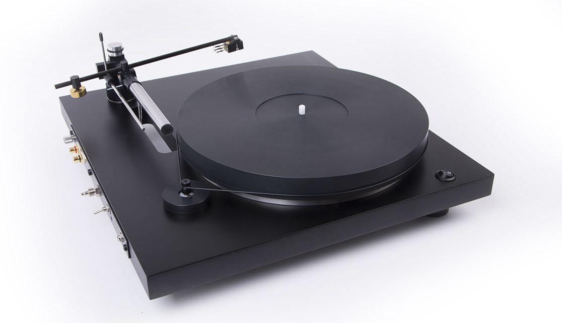 Holbo lemezjátszó GedeonAudio Allegro Audio