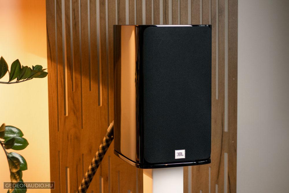 JBL HDI 1600 hangfal teszt Gedeon