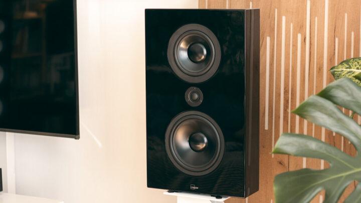 Lyngdorf FR-1 hangfal teszt Gedeon