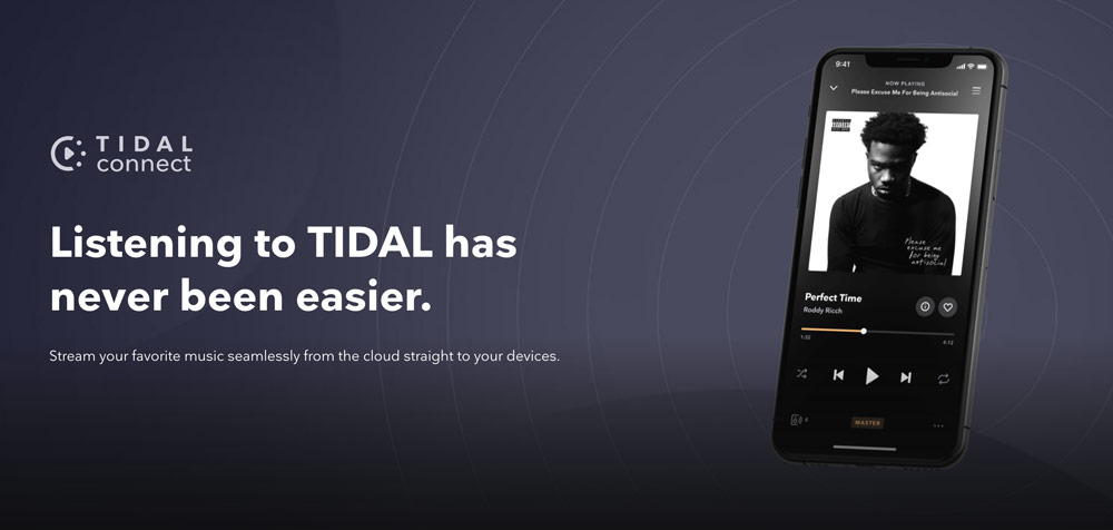 tidal connect gedeon