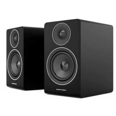 Acoustic Energy AE100 hangfal fekete Gedeon Studio