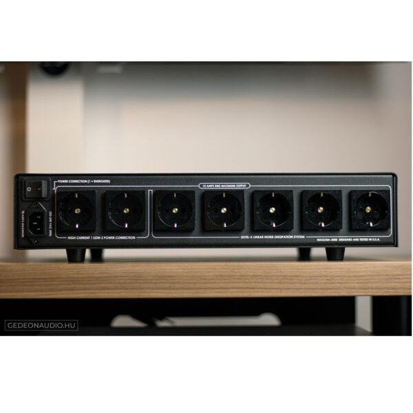 Audioquest Niagara 3000 tápszűrő és elosztó