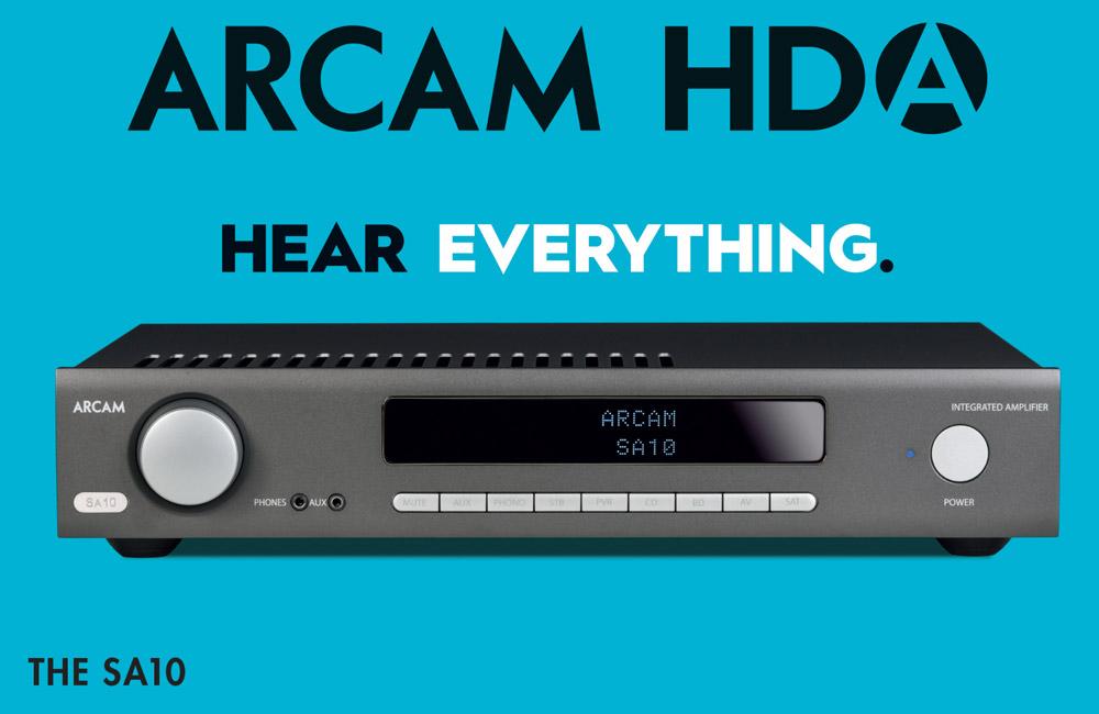 Arcam SA10 erősítő
