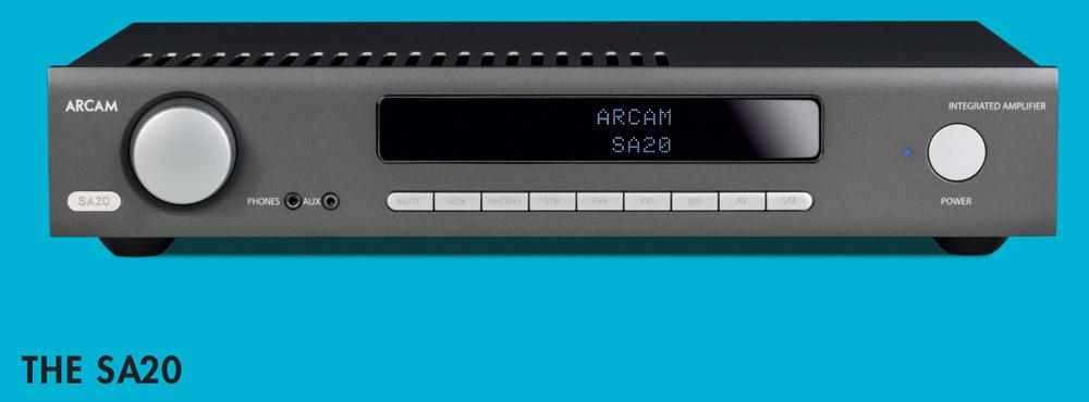 Arcam SA20 erősítő