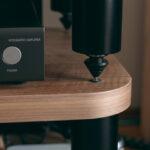 VIABLUE QTC tüske Hifi állvány gedeon audio