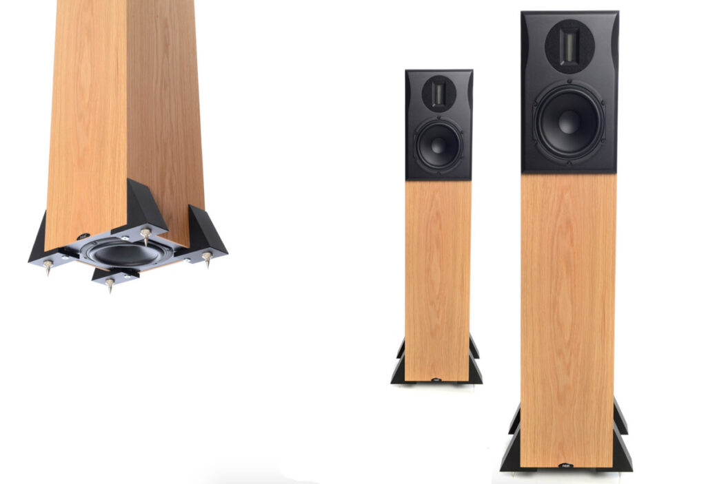 Neat Acoustics ORKESTRA hangfal gedeonaudio.hu