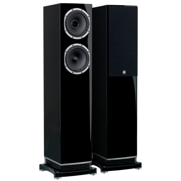 Fyne Audio F501 hangfal gedeonaudio.hu