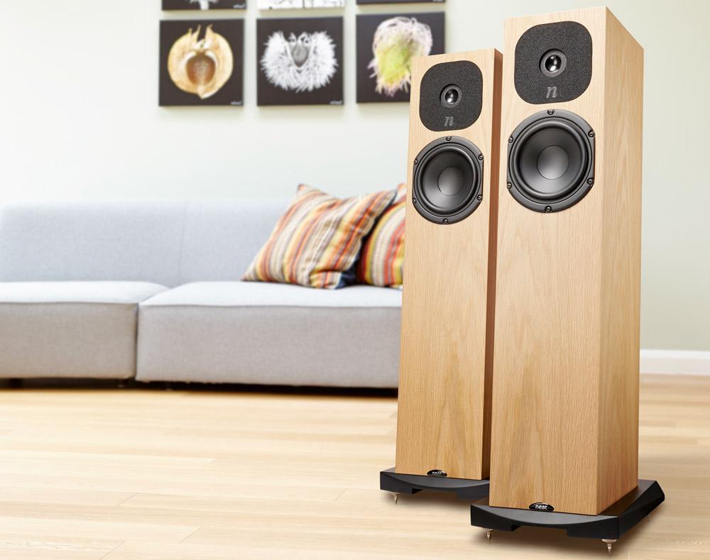 Neat Acoustics SX2 hangfal gedeonaudio.hu
