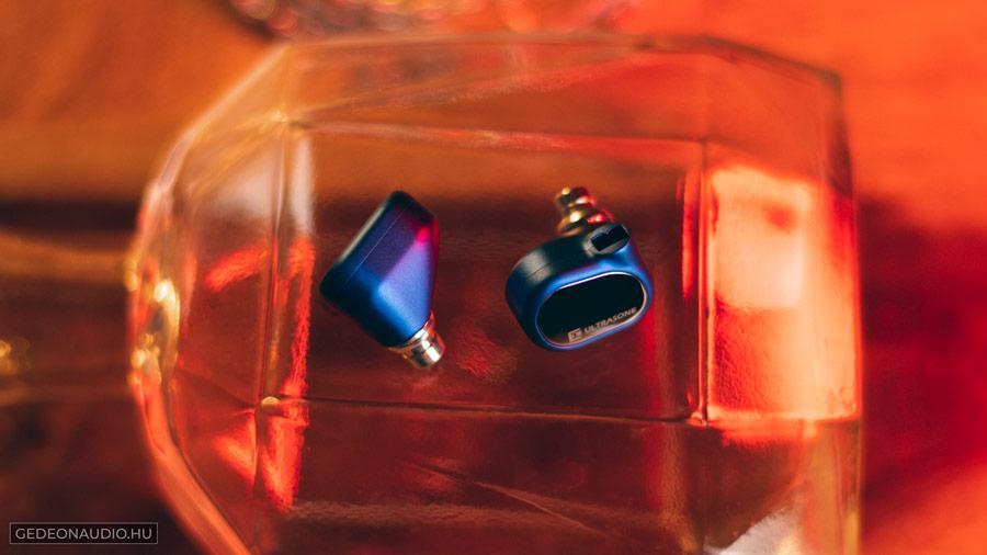 Ultrasone Saphire fülhallgató és Lotoo PAW Gold Touch DAP lejátszó teszt