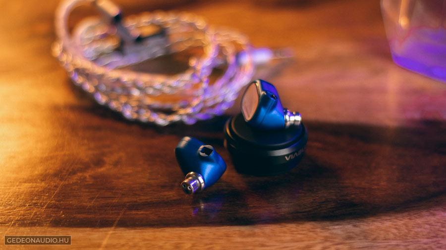 Ultrasone Saphire fülhallgató teszt gedeonaudio.hu