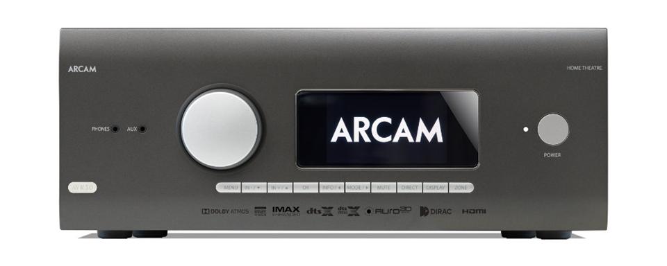 Arcam AVR30 házimozi erősítő gedeon