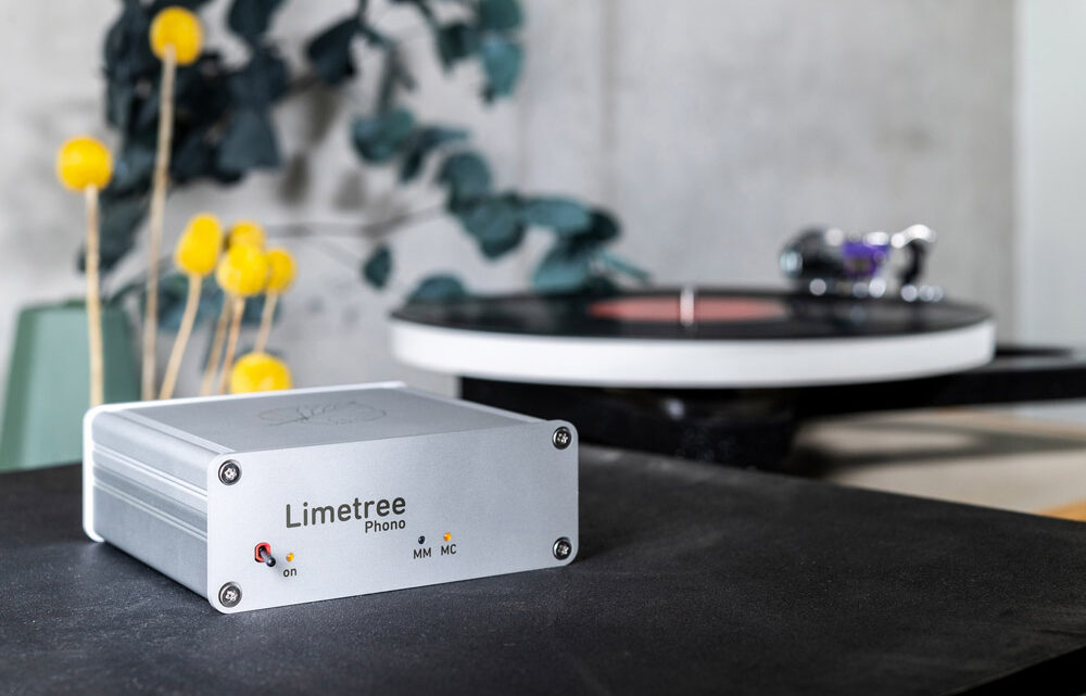 Lindemann Limetree Phono II előerősítő gedeonaudio.hu