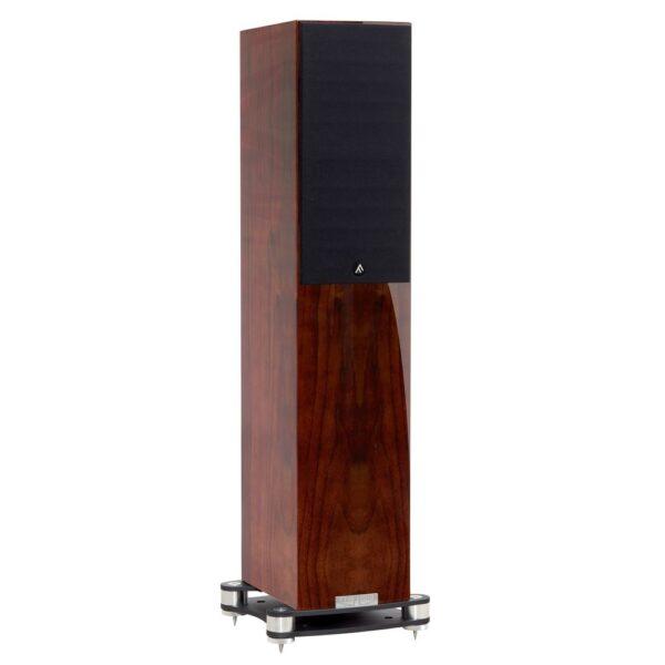 Fyne Audio F501SP hangfal lakk dió Gedeon Studio