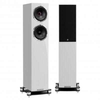 Fyne Audio F501SP hangfal lakk fehér Gedeon Studio