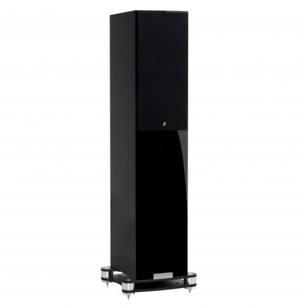 Fyne Audio F501SP hangfal lakk fekete Gedeon Studio