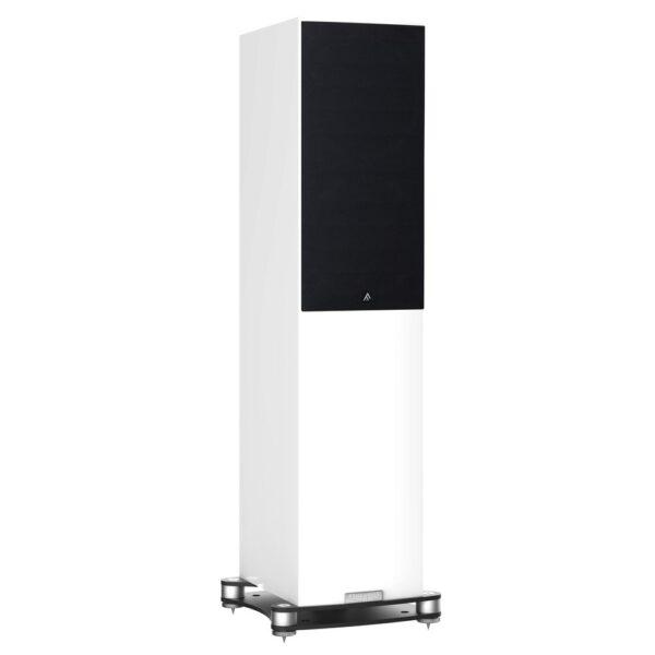 Fyne Audio F502SP hangfal lakk fehér Gedeon Studio