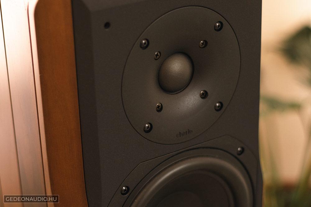 chario constellation delphinus-mk2 hangfal tesz gedeon audio