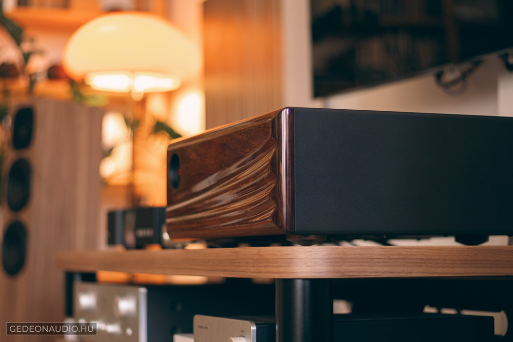 Flow Two by Allegro Audio erősítő teszt gedeonaudio.hu