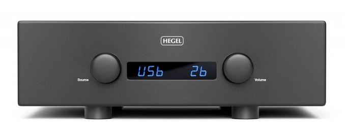 Hegel H360 erősítő Gedeon Studio