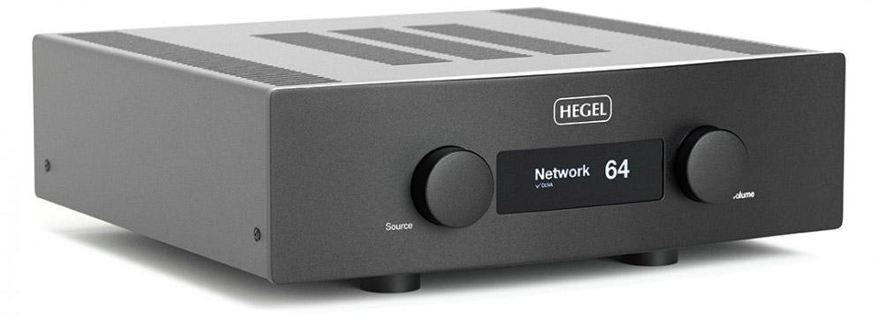 Hegel H390 erősítő Gedeon Studio