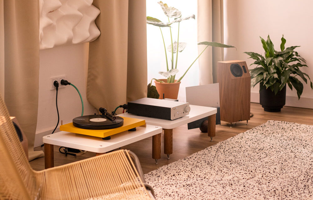 Gedeon Audio Studio Neat Acoustics Hangfal Hifi