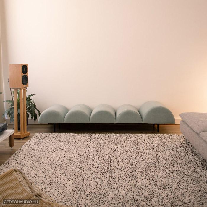 Neat Acoustics SX3 hangfal Gedeon Audio Studio
