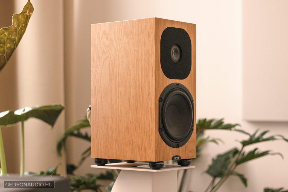 Neat Acoustics Motive SX3 hangfal Gedeon Audio Studio