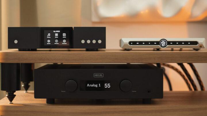 Auralic Aries G1 Hegel H190 Neat SX3 Matrix X-Sabre Pro Gedeon Audio