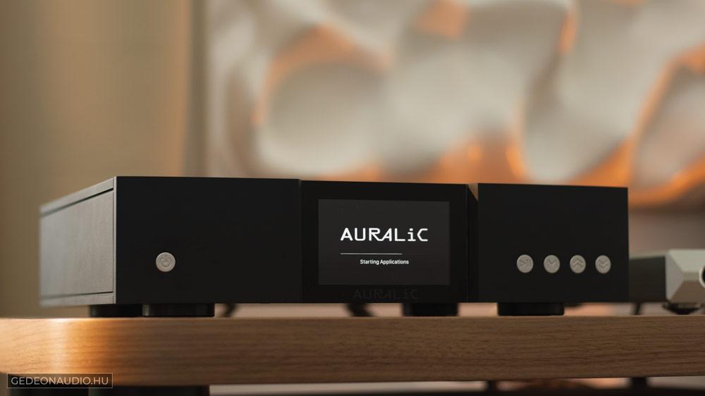 Auralic Aries G1 lejátszó