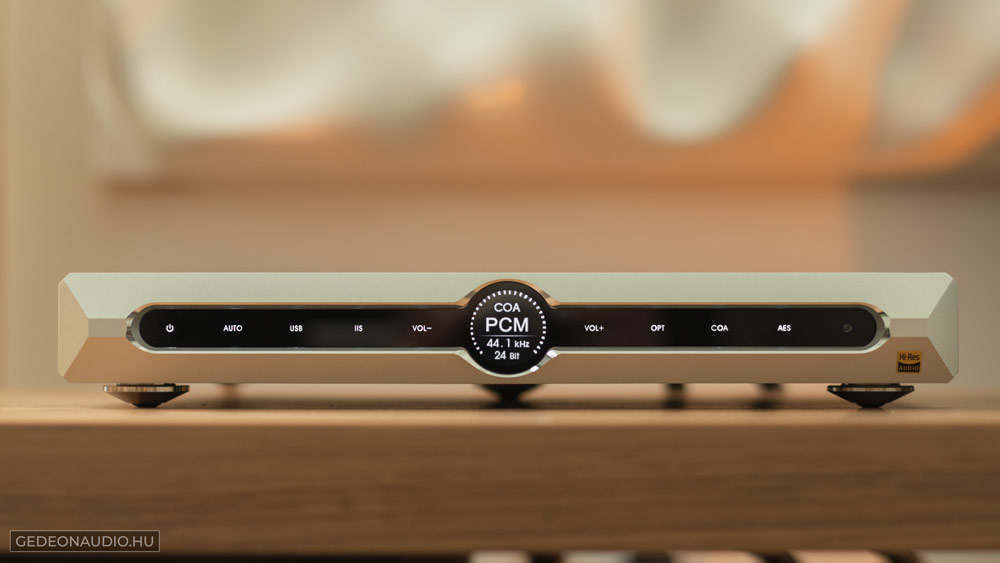 Matrix X-Sabre Pro DAC konverter Gedeon Audio