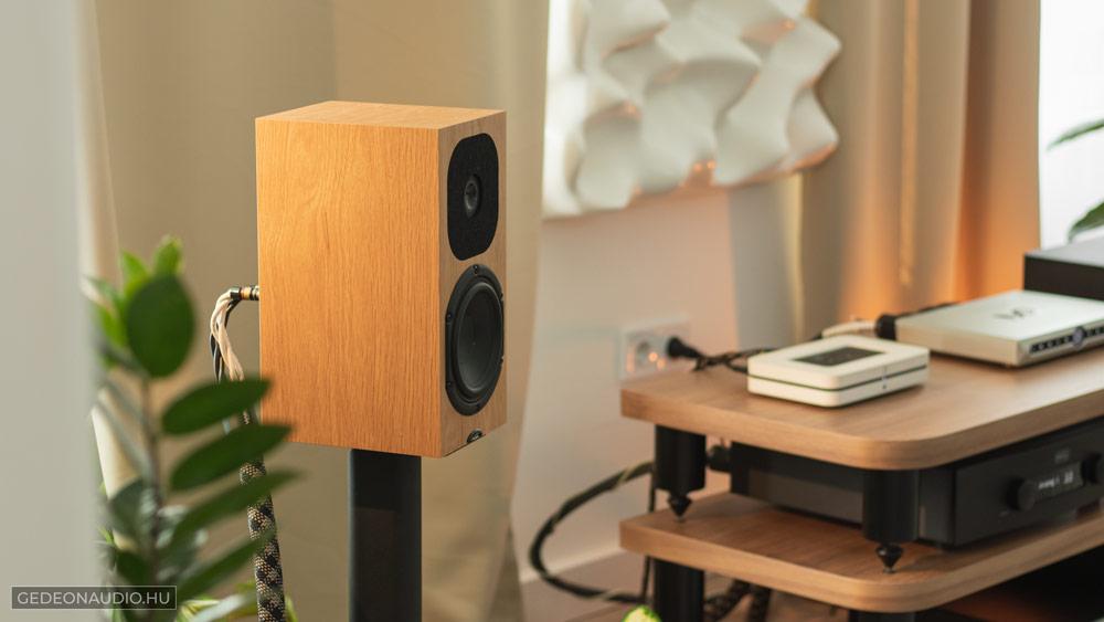 Neat Acoustics SX3 hangfal Gedeon Studio