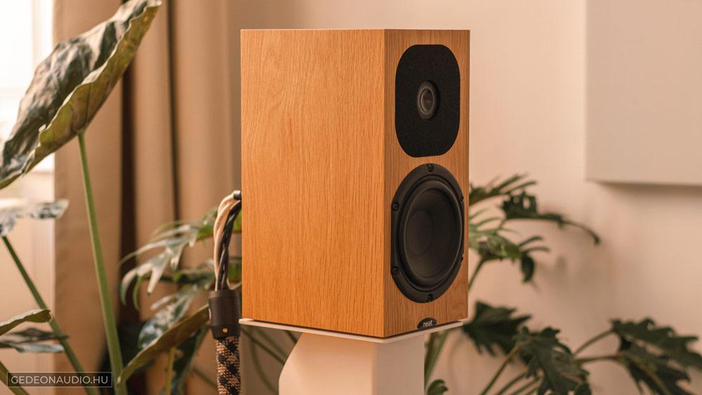 Neat Acoustics SX3 hangfal teszt gedeon studio
