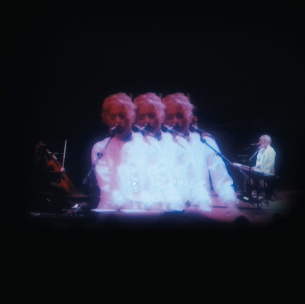 Agnes Obel Live from Brooklyn zeneajánló Gedeon