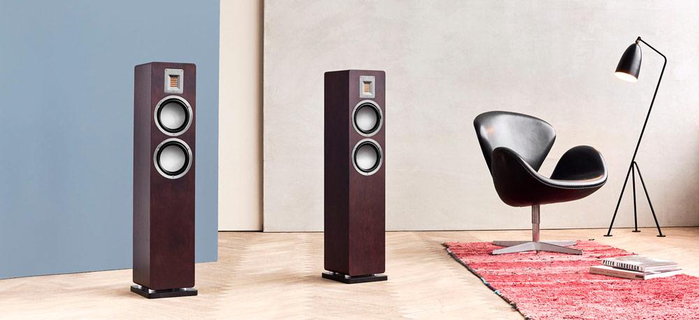 Audiovector QR3 hangfal Gedeon Studio