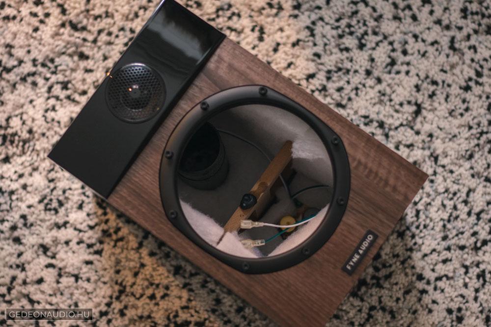 Fyne Audio F301 hangfal Gedeon Audio