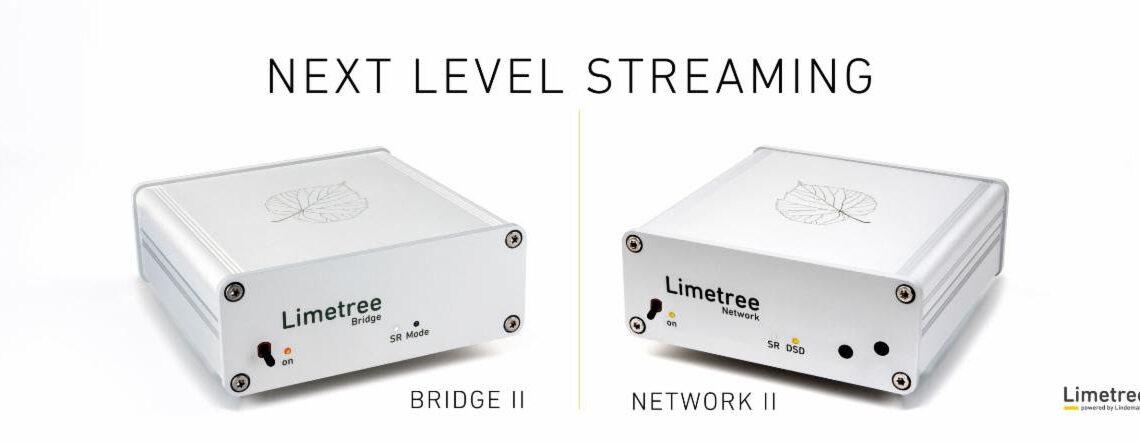 Lindemann Network II és Bridge II streamer újdonság Gedeon Audio