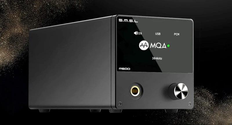 SMSL M500 DAC Gedeon Audio