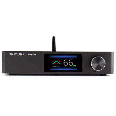 SMSL DA9 erősítő Gedeon Audio