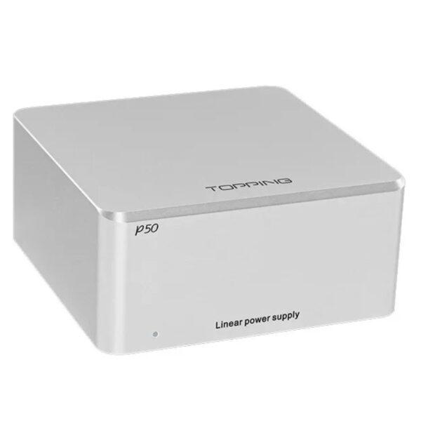 TOPPING P50 lineáris tápegység Gedeon Audio