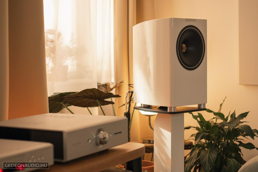Fyne Audio F701 hangfal teszt Gedeon Audio