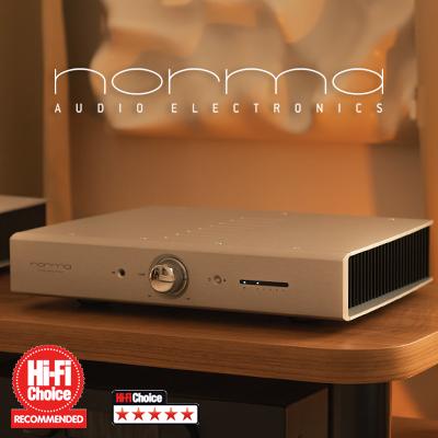Norma Audio erősítő Gedeon Audio banner