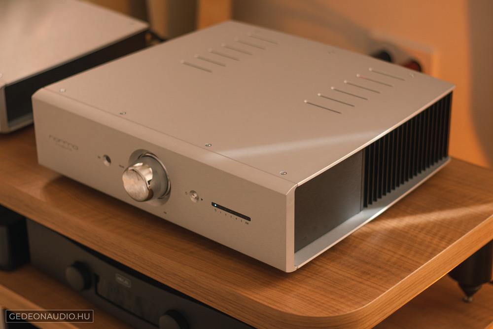 Norma Audio Revo IPA 140 erősítő Gedeon Audio